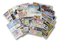 新聞折込広告
